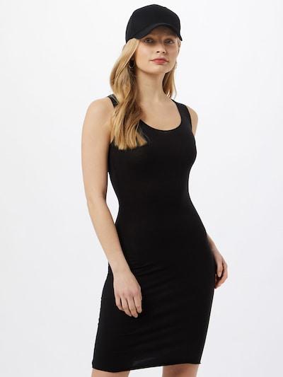 Rochie 'Joline' basic apparel pe negru, Vizualizare model