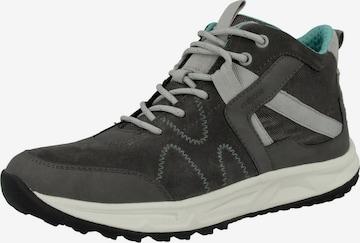 GEOX High-Top Sneakers 'Delray' in Grey