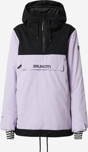 BRUNOTTI Sporta jaka lavandas / melns, Preces skats