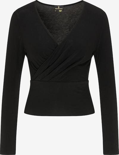 DreiMaster Klassik Shirt in de kleur Zwart, Productweergave
