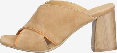 SANSIBAR Sandale in beige, Produktansicht