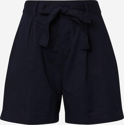 EDC BY ESPRIT Pantalon à pince en bleu marine, Vue avec produit