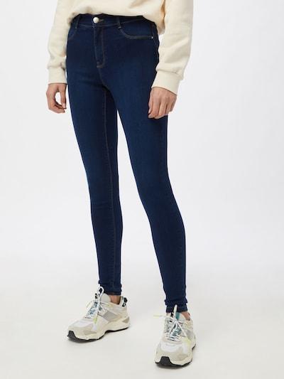 Dorothy Perkins Jeans 'Franki' in de kleur Indigo, Modelweergave