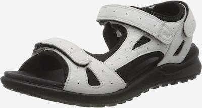 SUPERFIT Sandalen in offwhite, Produktansicht