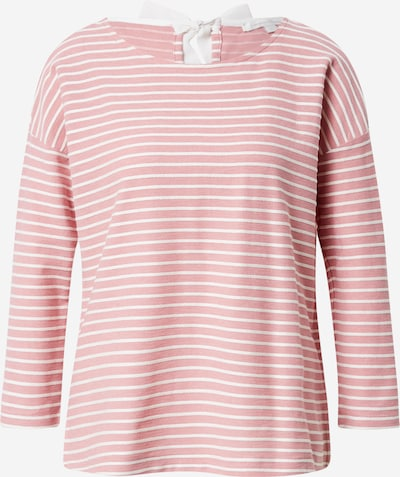 TOM TAILOR DENIM Shirt in Dusky pink / White, Item view