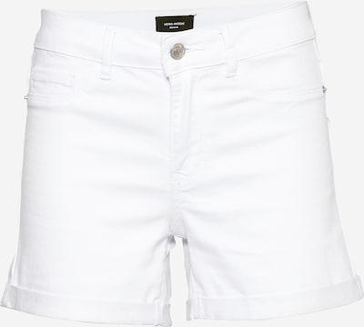 VERO MODA Jeans 'HOT SEVEN' i white denim, Produktvisning