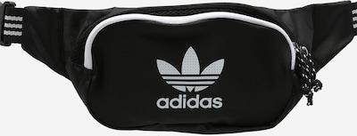 ADIDAS ORIGINALS Чанта за кръста в черно / бяло, Преглед на продукта