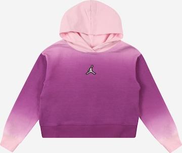 Jordan Sweatshirt in Lila