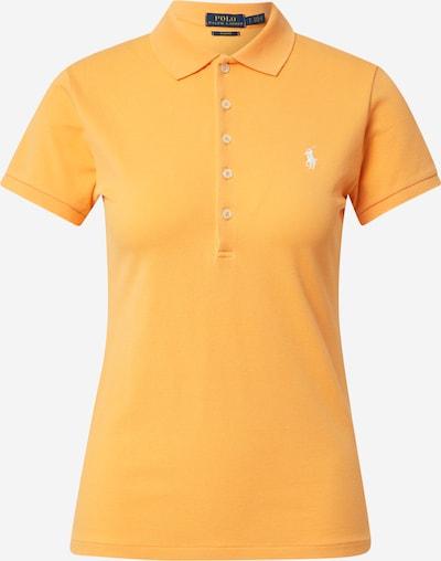 POLO RALPH LAUREN T-shirt 'JULIE' en orange, Vue avec produit