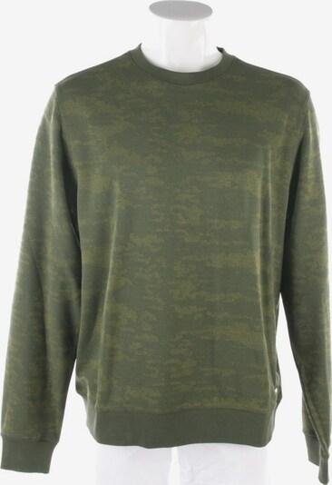 DANIEL HECHTER Sweatshirt in L in limette, Produktansicht