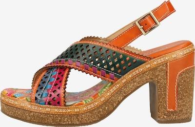 Laura Vita Sandalen met riem in de kleur Gemengde kleuren, Productweergave