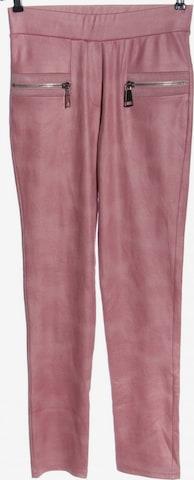 MONACO blue Stoffhose in S in Pink