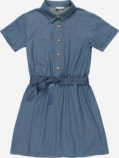 NAME IT Kleid 'BAYA' in blue denim, Produktansicht