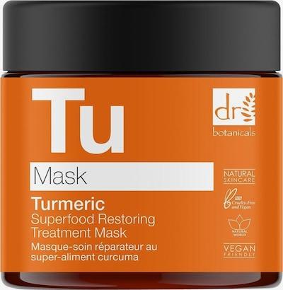 Dr Botanicals Mask 'Turmeric Superfood' in orangerot, Produktansicht