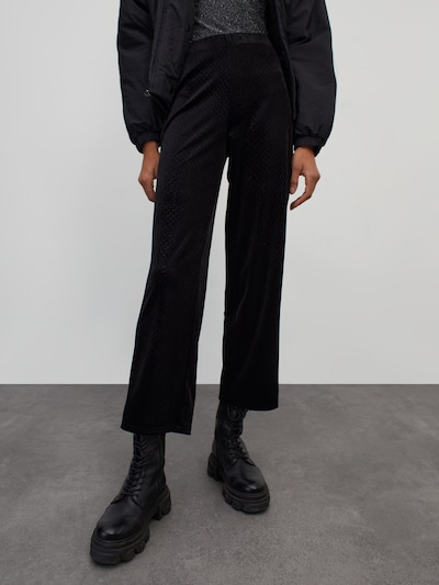 EDITED Hose 'Carianne' in schwarz, Modelansicht