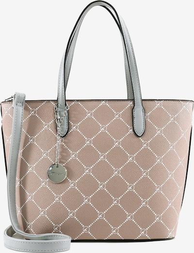 TAMARIS Shopper 'Anastasia' in Grey / Rose / White, Item view