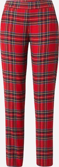 ETAM Pyjamahose 'ODILE' in rot / schwarz, Produktansicht