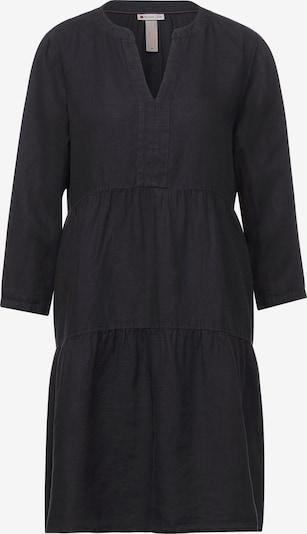 STREET ONE Kleid in schwarz, Produktansicht