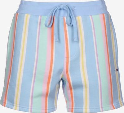Tommy Jeans Kalhoty - modrá / mix barev, Produkt