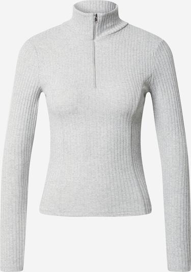 Tricou 'Beata' Gina Tricot pe gri amestecat, Vizualizare produs