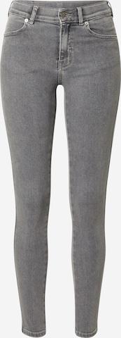 Dr. Denim Jeans 'Lexy' i grå