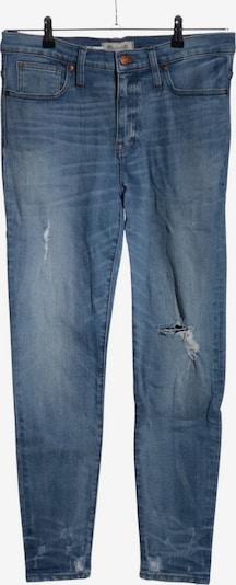 Madewell High Waist Jeans in 31 in blau, Produktansicht