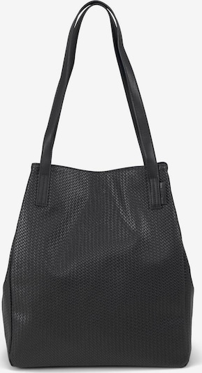 TOM TAILOR DENIM Shopper 'Arona' in schwarz, Produktansicht