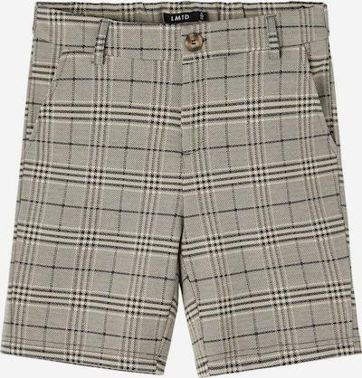 LMTD Trousers in Beige / Black, Item view