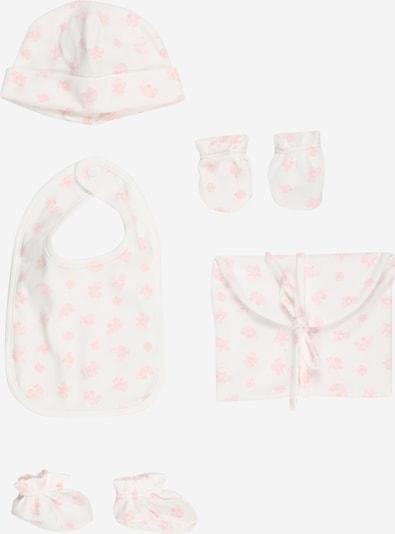 Polo Ralph Lauren Set in de kleur Lichtroze / Wit, Productweergave