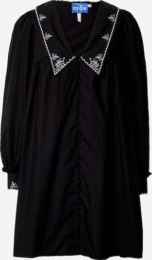 Crās Blousejurk 'Nayacras' in de kleur Zwart / Wit, Productweergave