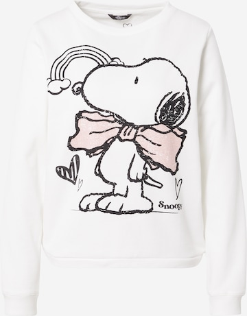 PRINCESS GOES HOLLYWOOD Sweatshirt in Weiß