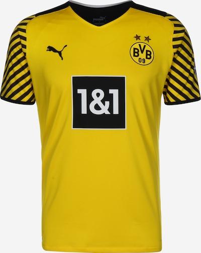 PUMA Trikot  'Borussia Dortmund' in goldgelb / schwarz / weiß, Produktansicht