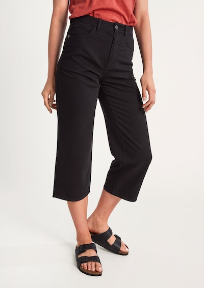 Ci comma casual identity Jeans in schwarz, Modelansicht