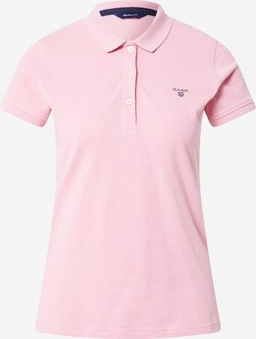 GANT Tričko - ružová