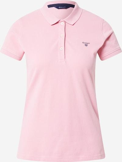 GANT T-shirt en rose, Vue avec produit