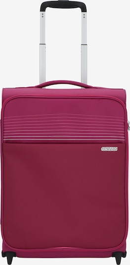 American Tourister Trolley in pink, Produktansicht