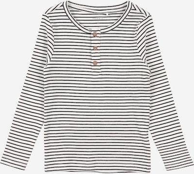 NAME IT Shirt 'NMFSOLO LS SLIM TOP' in dunkelblau, Produktansicht
