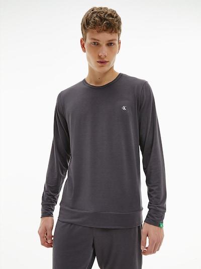 Calvin Klein Underwear Pyžamo dlouhé - čedičová šedá, Model/ka