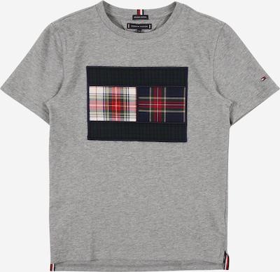 TOMMY HILFIGER Shirt in de kleur Grijs / Gemengde kleuren, Productweergave