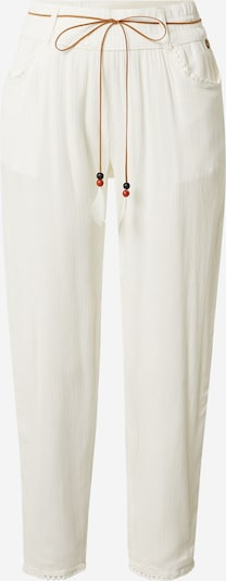 Eight2Nine Pantalon en blanc cassé, Vue avec produit