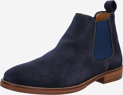 SCOTCH & SODA Chelsea Boots 'Vulcanite' in blau / umbra, Produktansicht