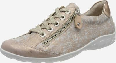 REMONTE Schnürschuhe in grau, Produktansicht