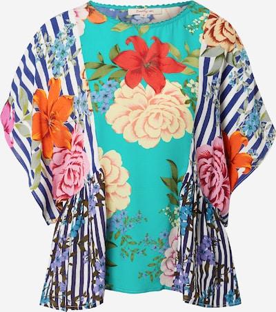 Derhy Bluse 'EOLE' in marine / mischfarben, Produktansicht