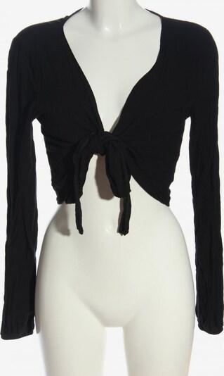 Brandy Melville Bolero in S in schwarz, Produktansicht