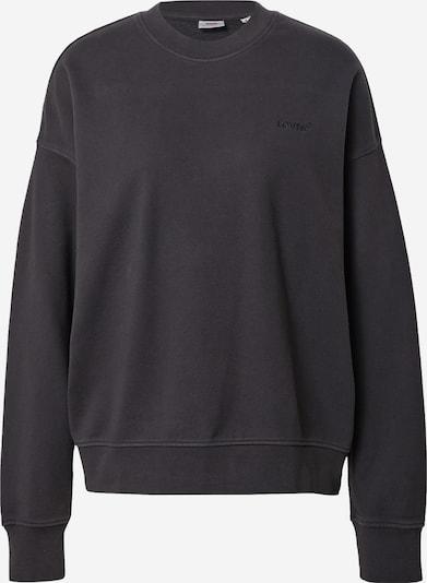 LEVI'S Sweatshirt in schwarz, Produktansicht