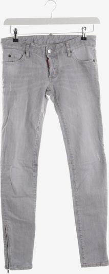 DSQUARED2  Jeans in 27-28 in hellgrau, Produktansicht