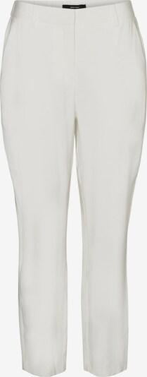 """""""Chino"""" stiliaus kelnės iš VERO MODA, spalva – balta, Prekių apžvalga"""