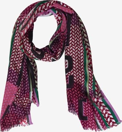 STREET ONE Schal in pink / rot, Produktansicht