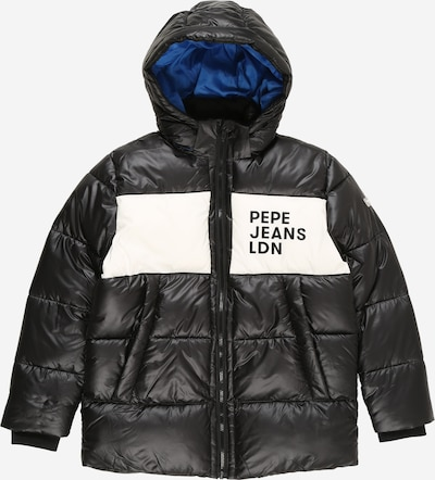 Pepe Jeans Winter jacket 'NOLAN' in blue / black / white, Item view
