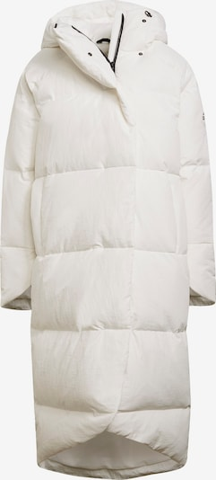 ADIDAS PERFORMANCE Outdoor Coat in Black / White, Item view